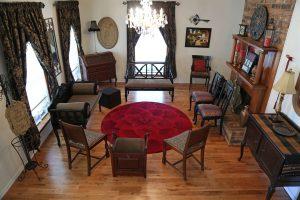 Living Room Birds Eye