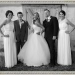 B&G bridesmaid and groomsmen