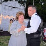 Groom and mom dance well