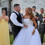 Valerie and Daniel Dancing