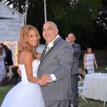 bride and dad dance well